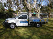 Crewther Plumbing Work Cars