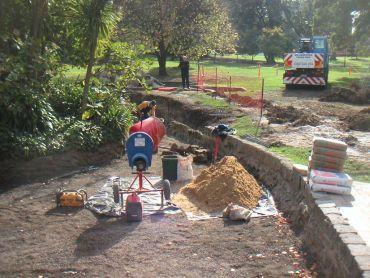 Citywide – Dolphin Pond, Fitzroy Gardens & Treasury Gardens