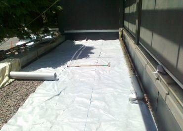 Sutherland Farrelly Repairs to Leaking Garden Bed